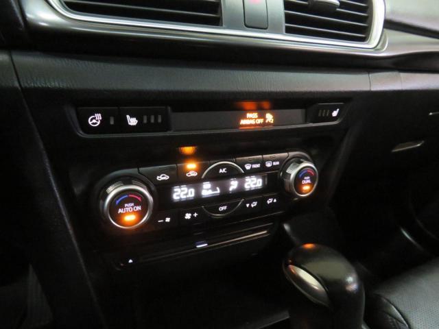 2018 Mazda MAZDA3 GT Navigation Leather Sunroof Backup Cam