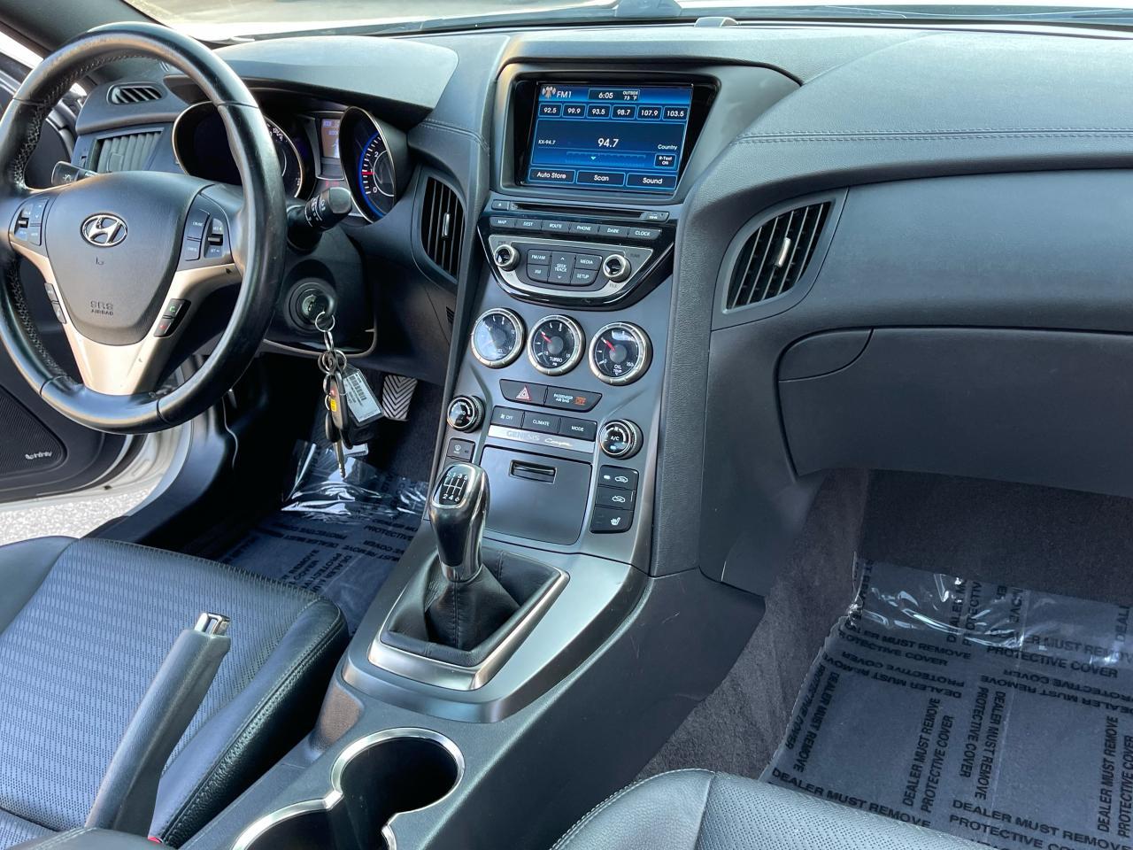 2013 Hyundai Genesis Coupe