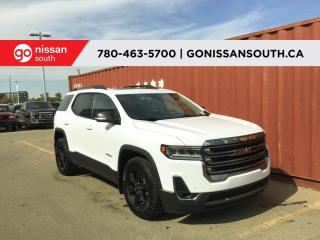 Used 2020 GMC Acadia AT4, AWD, LEATHER, NAVIGATION for sale in Edmonton, AB
