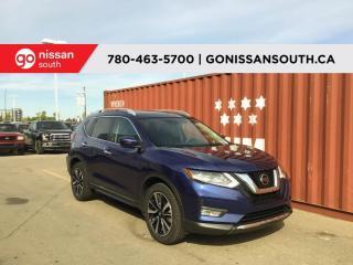 Used 2018 Nissan Rogue SL, PLATNIUM, LEATHER, NAVIGATION for sale in Edmonton, AB