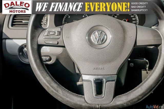 2014 Volkswagen Jetta TDI COMFORTLINE / DIESEL / MOONROOF / HEATED SEATS Photo20