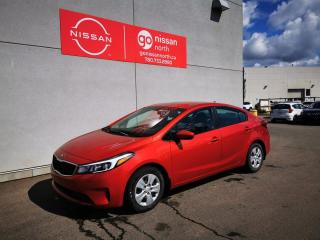 Used 2017 Kia Forte EX/ One Owner / No Accidents / Used Kia Dealership for sale in Edmonton, AB