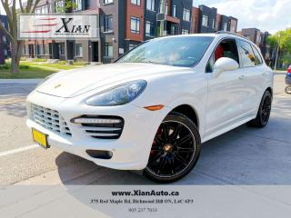 Used 2014 Porsche Cayenne GTS for sale in Richmond Hill, ON