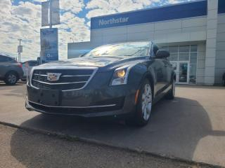 Used 2015 Cadillac ATS Sedan AUTOMATIC/LEATHER/HEATEDSEATS/AWD/TURBO for sale in Edmonton, AB