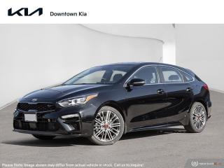 New 2021 Kia Forte5 GT Limited DCT for sale in Vancouver, BC