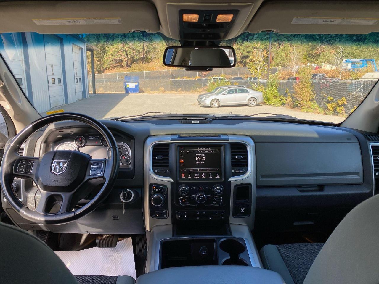 2015 RAM 1500 OUTDOORSMAN CREW CAB