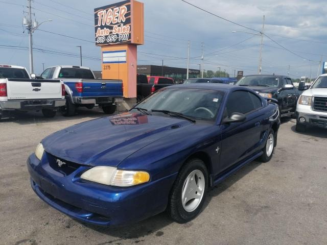 1996 Ford Mustang ONLY 106KMS*OILED*VERY CLEAN*CERTIFIED