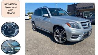 Used 2013 Mercedes-Benz GLK-Class 4MATIC GLK 350 NAVIAGTION PANORAMIC  B-TOOTH B-CAM for sale in Oakville, ON