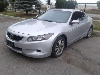 Used 2008 Honda Accord EXL for sale in Newmarket, ON