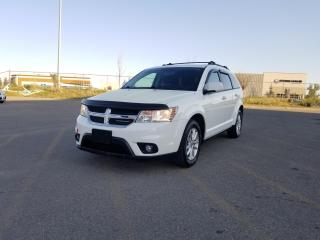 Used 2016 Dodge Journey SXT  I$0 DOWN-EVERYONE APPROVED!!! for sale in Calgary, AB