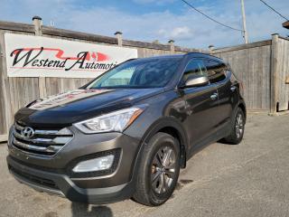 Used 2014 Hyundai Santa Fe Sport Premium for sale in Stittsville, ON