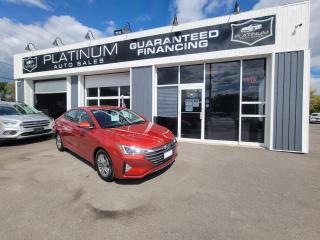 Used 2020 Hyundai Elantra Preferred for sale in Kingston, ON