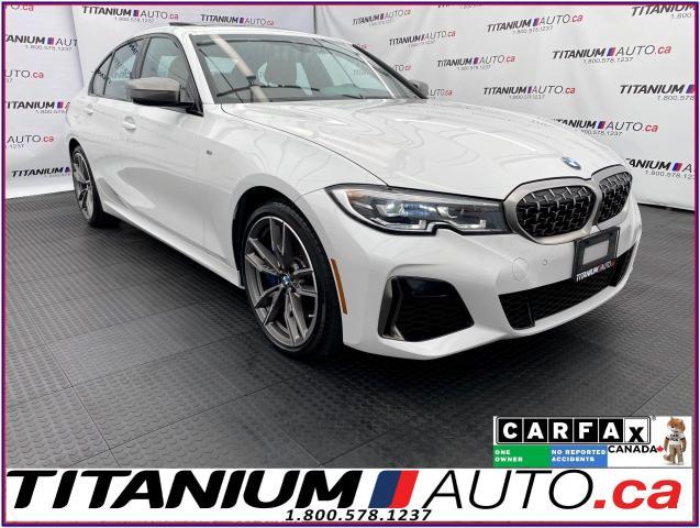 2020 BMW 3 Series M340i+Premium Enhanced PKG+Intelligent Safety+HUD