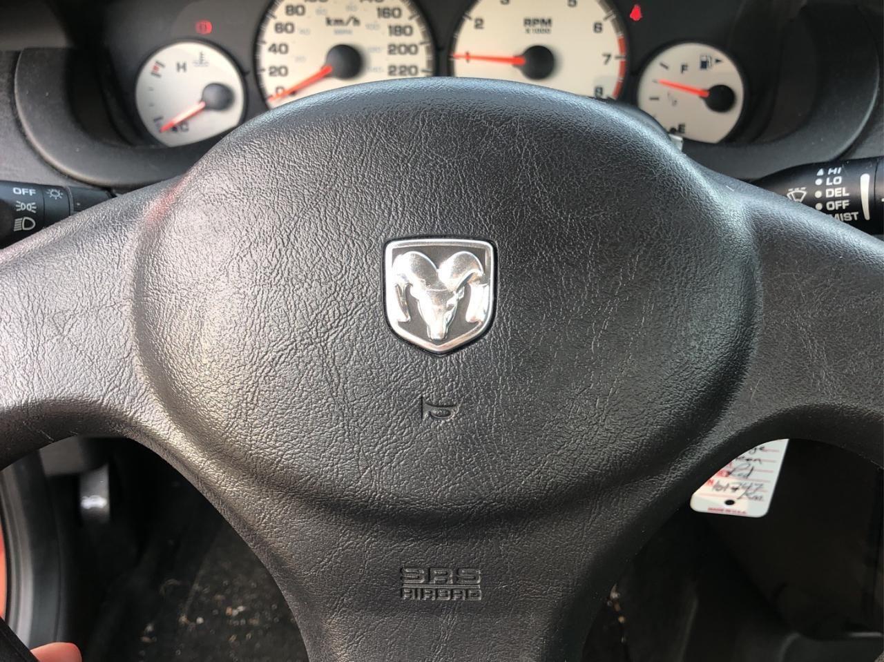 2005 Dodge SX 2.0