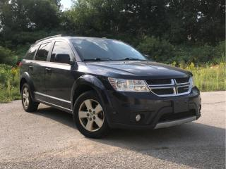 Used 2011 Dodge Journey FWD 4DR SXT for sale in Waterloo, ON