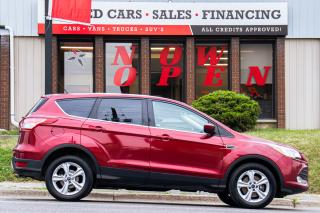Used 2014 Ford Escape SE | 4WD | Reverse Cam | Bluetooth | Alloys for sale in Oshawa, ON