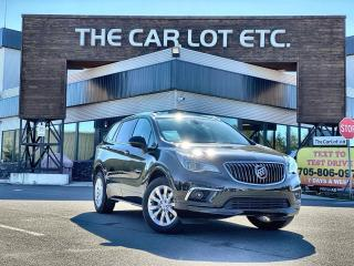 Used 2017 Buick Envision Essence AWD!! LEATHER!! HEATED STEERING WHEEL!! BACK- UP CAMERA!!  HEATED SEATS!! for sale in Sudbury, ON