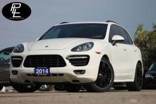 Used 2014 Porsche Cayenne CERTIFIED | CARBON FIBER | GTS | for sale in Bolton, ON
