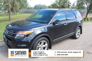 Used 2013 Ford Explorer Limited LEATHER SUNROOF AWD for sale in Regina, SK