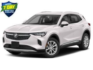 New 2021 Buick Envision Essence for sale in Tillsonburg, ON