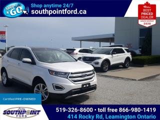 Used 2018 Ford Edge SEL PENDING SALE for sale in Leamington, ON