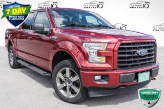 Used 2017 Ford F-150 XLT CLEAN CARFAX!!! LOW KM!!! 4WD!!! for sale in Barrie, ON