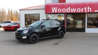 Used 2017 Chevrolet Equinox LT for sale in Kenton, MB