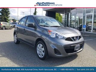Used 2018 Nissan Micra S for sale in North Vancouver, BC