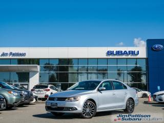 Used 2014 Volkswagen Jetta 1.8 TSI Highline for sale in Port Coquitlam, BC