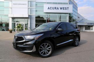 Used 2019 Acura RDX Elite Elite, Acura 7 year 160,000km warranty for sale in London, ON