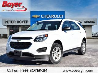 Used 2017 Chevrolet Equinox LS for sale in Napanee, ON