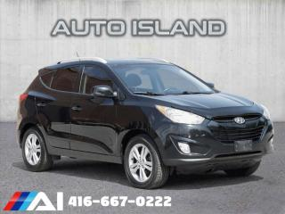 Used 2012 Hyundai Tucson GLS**AUTOMATIC**SUPER CLEAN for sale in North York, ON