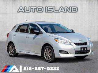 Used 2014 Toyota Matrix AUTOMATIC, ONLY 51,000KMS!! for sale in North York, ON