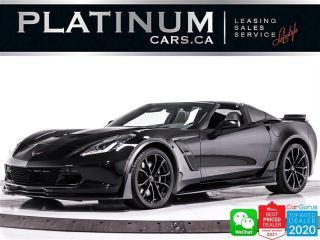 Used 2019 Chevrolet Corvette Grand Sport ,2LT, NAV, CAM, HUD, HEATED, BOSE for sale in Toronto, ON