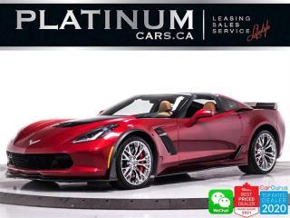Used 2015 Chevrolet Corvette Z06 ,3LZ, Z07 PKG, NAV, CAM, HUD, HEATED, BOSE for sale in Toronto, ON