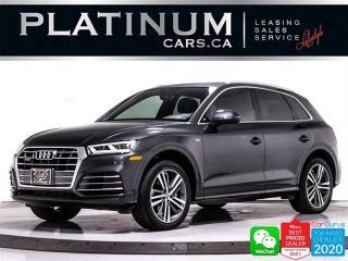 Used 2018 Audi Q5 2.0T Quattro Progressiv Stronic , NAV, CAM, HEATED for sale in Toronto, ON