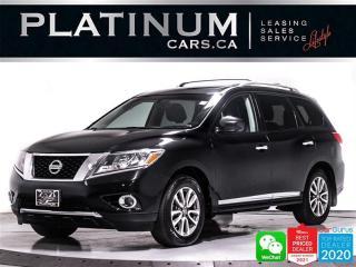 Used 2015 Nissan Pathfinder PLATINUM EDITION,  NAV, CAM, HEATED SEATS,BT for sale in Toronto, ON