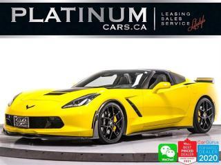Used 2015 Chevrolet Corvette Stingray Z51 ,3LT, NAV, CAM, HEATED, VENTED, BOSE for sale in Toronto, ON