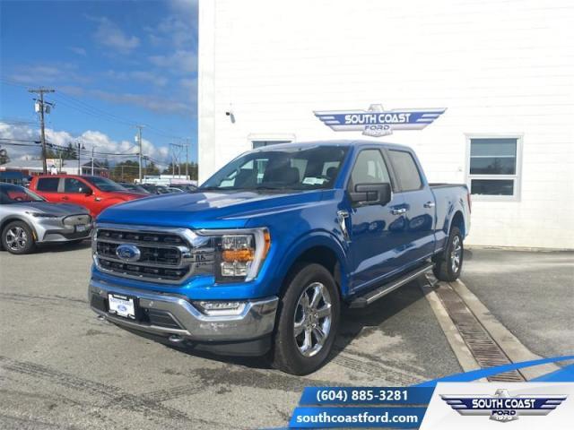 2021 Ford F-150 XLT  - $401 B/W