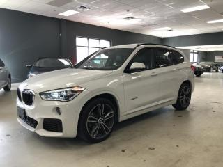 Used 2016 BMW X1 XDRIVE28I*M-SPORT*FULLY LOADED*PANO*NAV*HEADS-UP D for sale in North York, ON