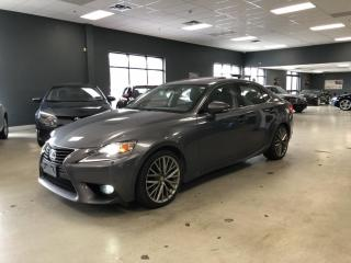 Used 2015 Lexus IS 250 AWD*NAVIGATION*BACK-UP CAMERA*NO ACCIDENTS* for sale in North York, ON