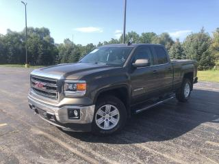 Used 2015 GMC Sierra 1500 SLE DBLE CAB 4WD for sale in Cayuga, ON