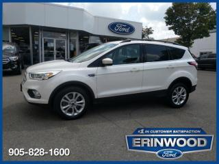 Used 2018 Ford Escape SEL for sale in Mississauga, ON