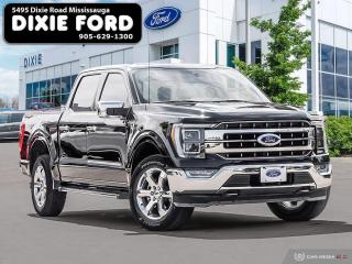 Used 2021 Ford F-150 Lariat for sale in Mississauga, ON