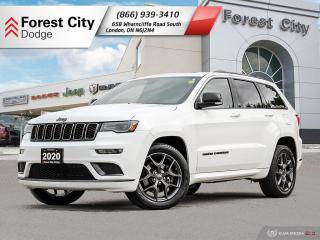 Used 2020 Jeep Grand Cherokee Limited LIMI for sale in London, ON