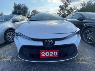 Used 2020 Toyota Corolla LE Accident Free - for sale in Pickering, ON