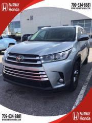 Used 2017 Toyota Highlander LIMITED  for sale in Corner Brook, NL