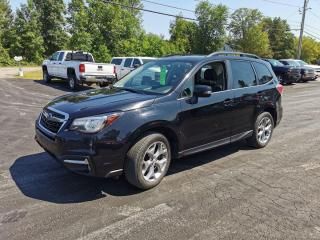 Used 2017 Subaru Forester 2.5i Touring for sale in Madoc, ON