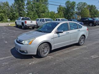 Used 2011 Ford Focus SE for sale in Madoc, ON
