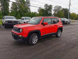 Used 2015 Jeep Renegade Latitude for sale in Madoc, ON